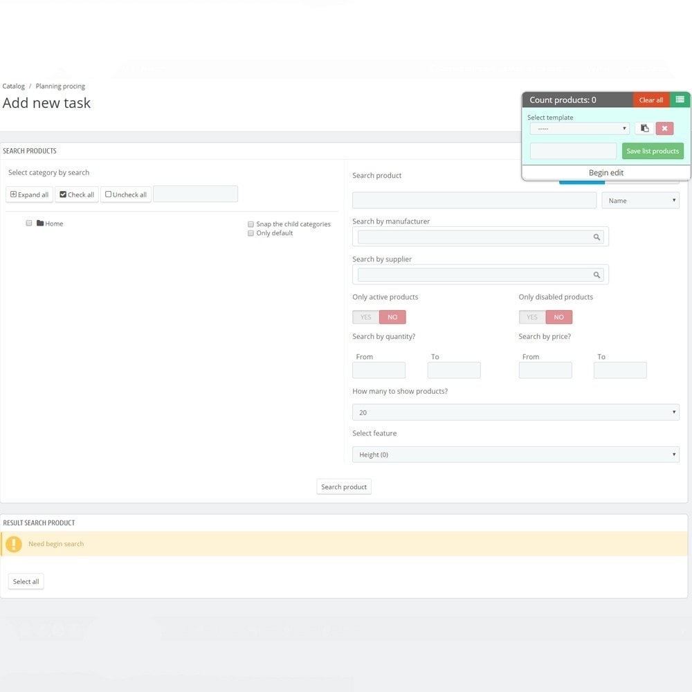 module - Preisverwaltung - PlanPrice - 3