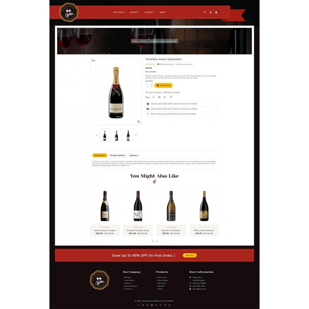 theme - Getränke & Tabak - Wineyard & Drinks - 5