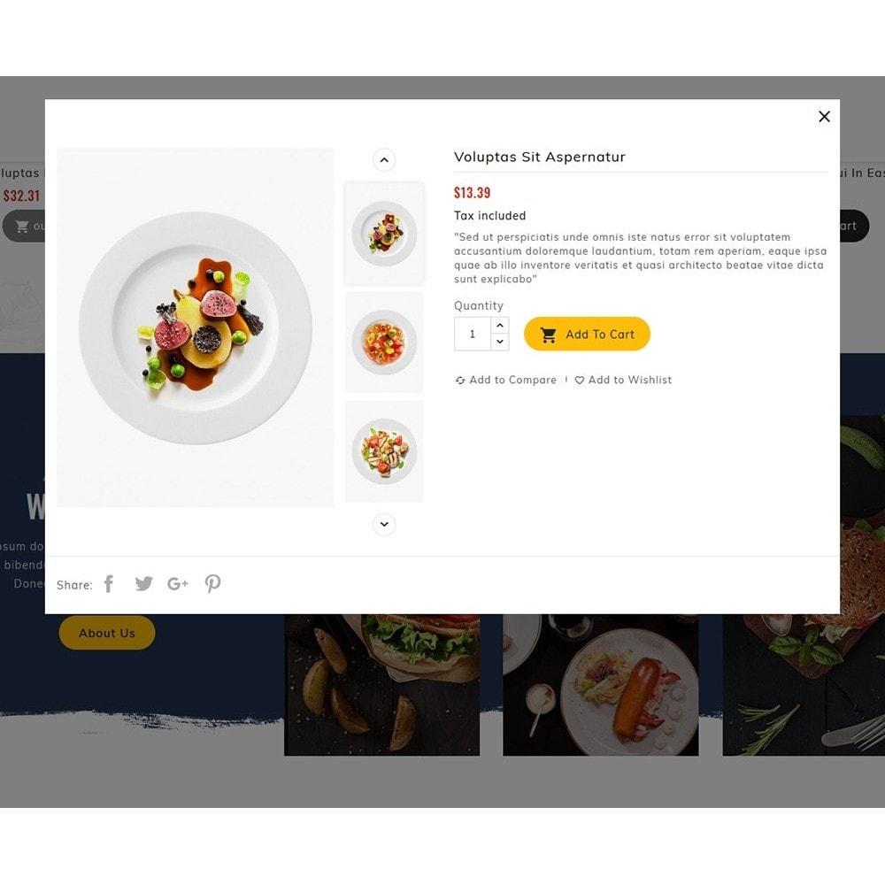 theme - Żywność & Restauracje - Tomato Bite - Delicious Food - 8