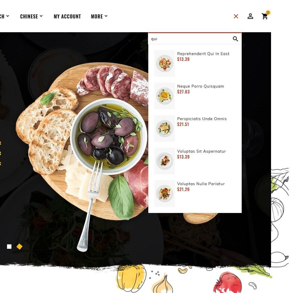 theme - Żywność & Restauracje - Tomato Bite - Delicious Food - 10
