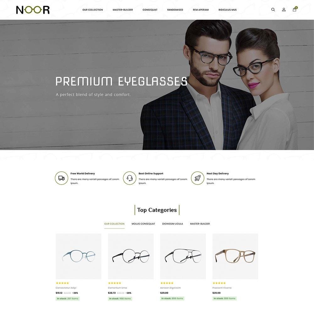 theme - Electronics & Computers - Noor - The Eyeglass - 2