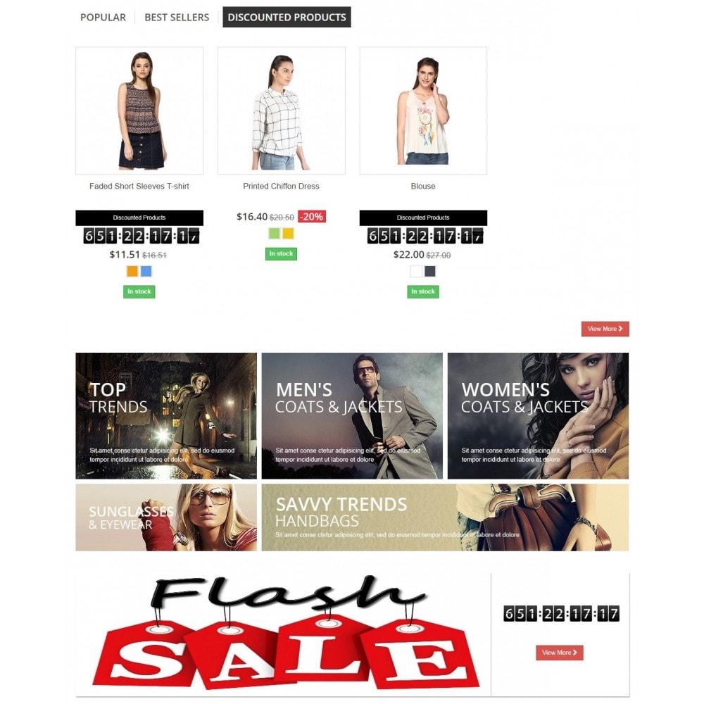 module - Vendas Privadas & Vendas Ultrarrápidas - Knowband - Flash Sale Countdown Timer - 3