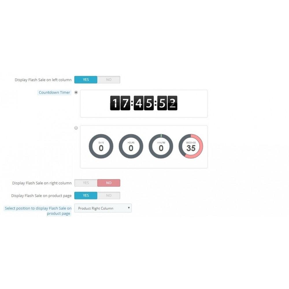 module - Ventes Flash & Ventes Privées - Knowband - Compte à rebours Flash Sale - 7