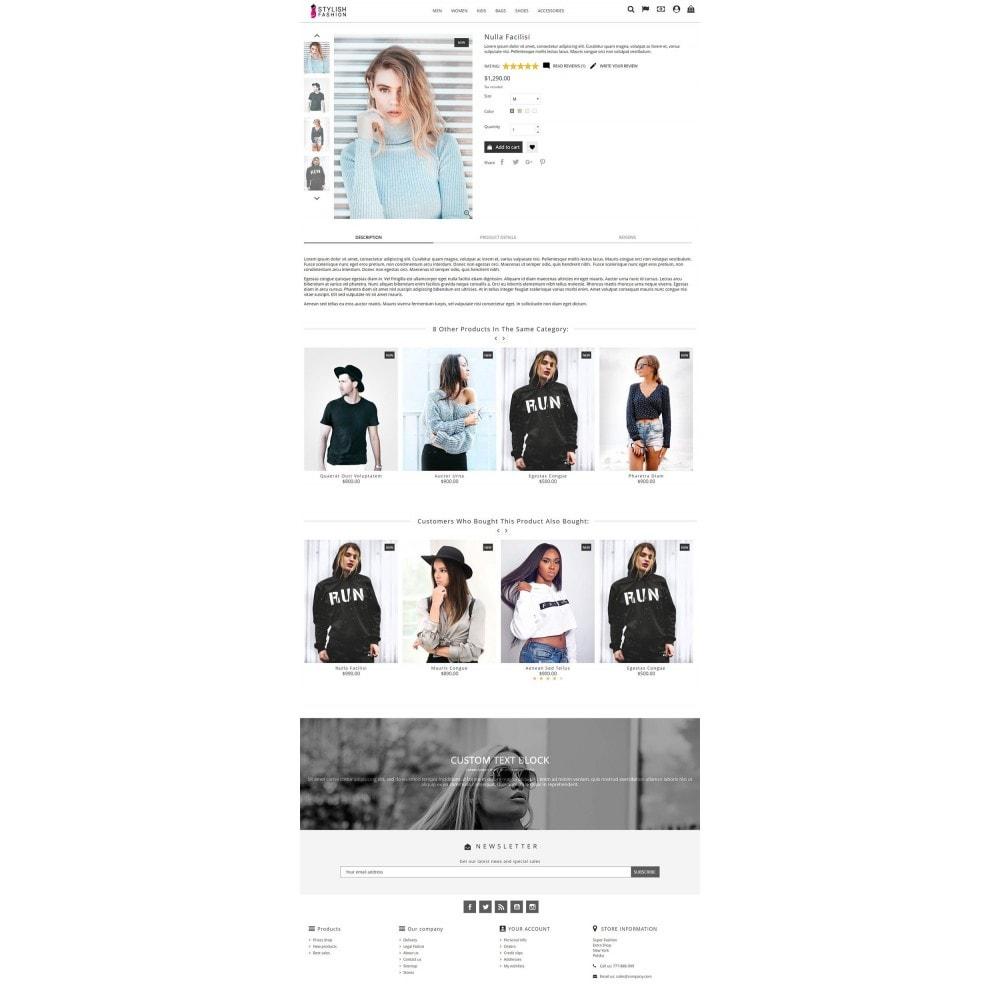 theme - Moda & Obuwie - Stylish Fashion - 4