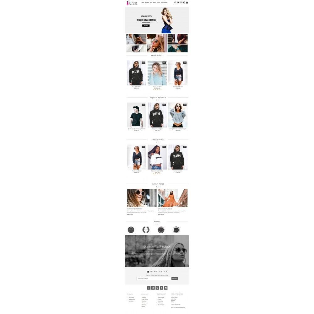 theme - Moda & Obuwie - Stylish Fashion - 5