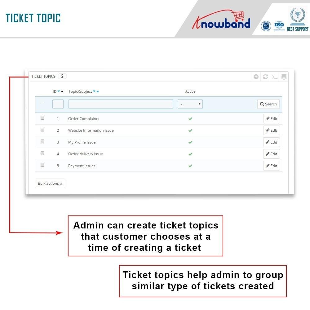 module - Kundenservice - Deskoid Helpdesk - 6