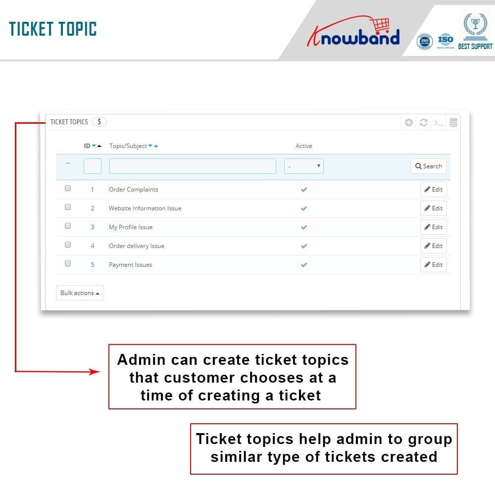 module - Kundenservice - Knowband - Deskoid Helpdesk - 6