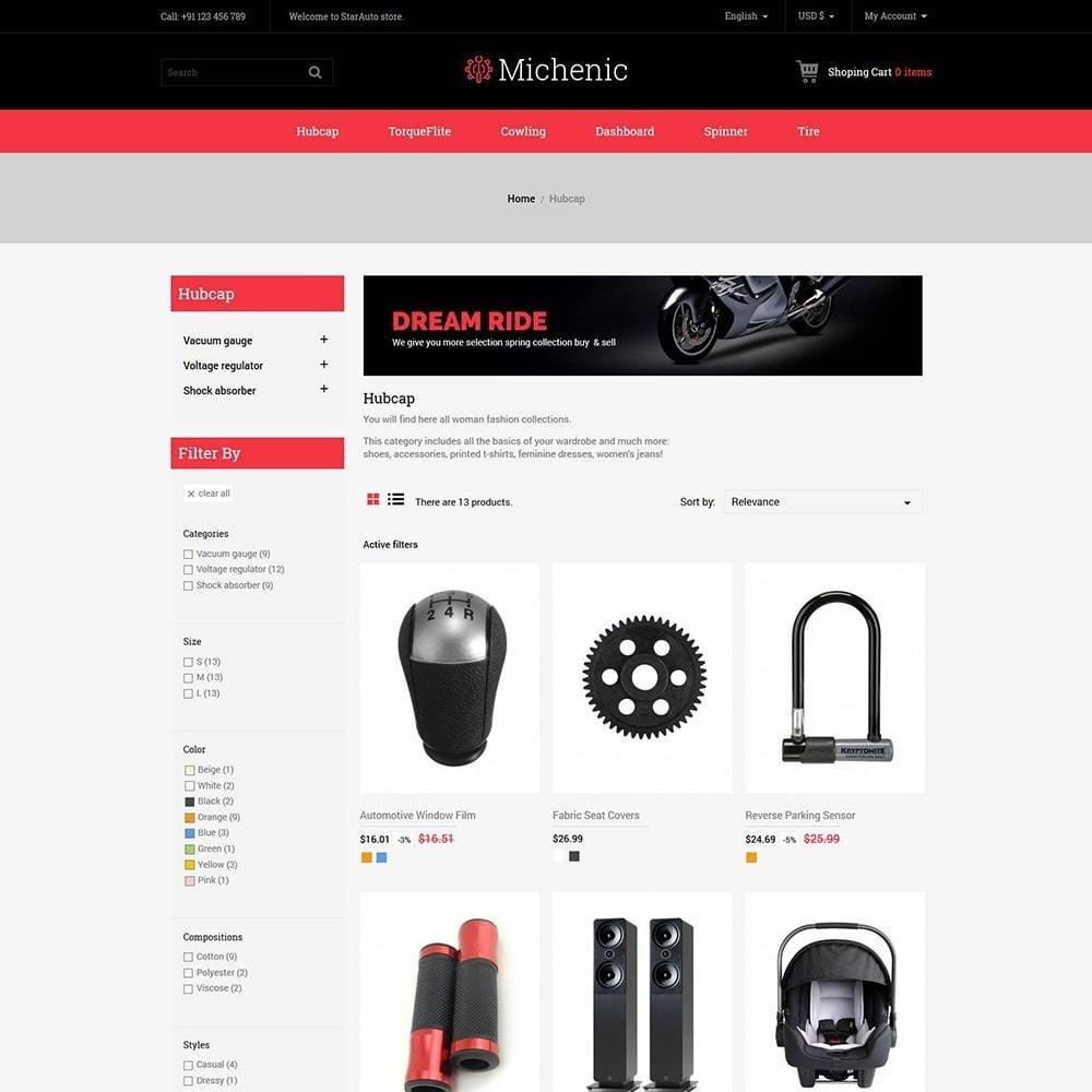 theme - Auto & Moto - Michenic Auto - Negozio di attrezzi per auto - 4