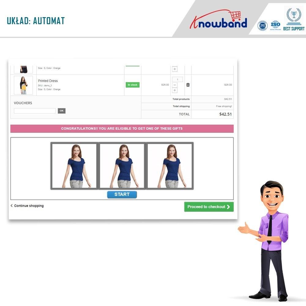 module - Promocje & Prezenty - Knowband - Gift the product - 3