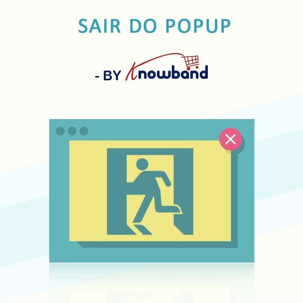 module - Remarketing & Compras abandonados - Knowband - Popup de Saída - 1