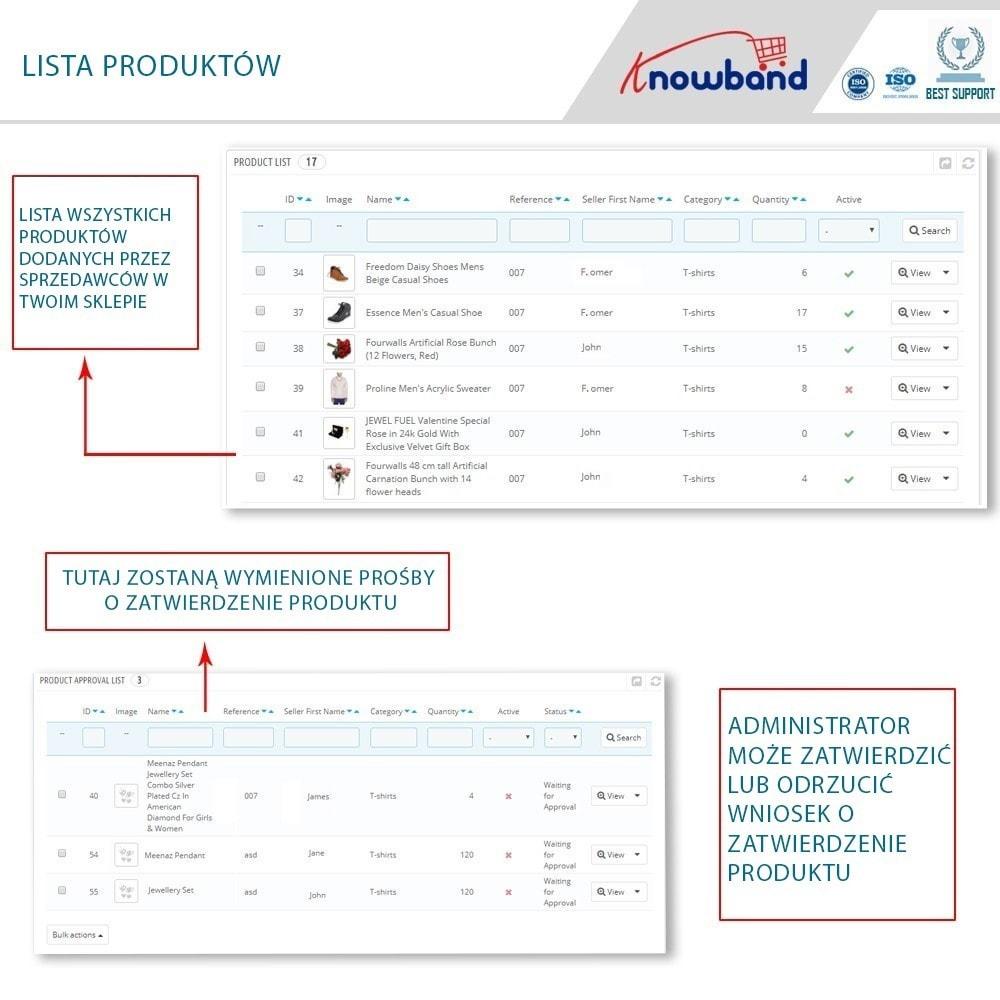 module - Stworzenia platformy handlowej - Knowband - Multi Vendor Marketplace - 8