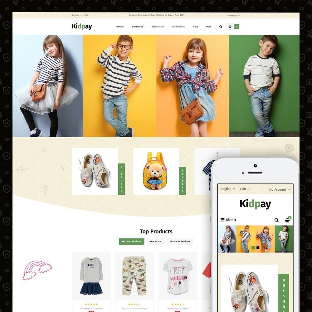 theme - Дети и Игрушки - Kidpay - Kids Store - 1