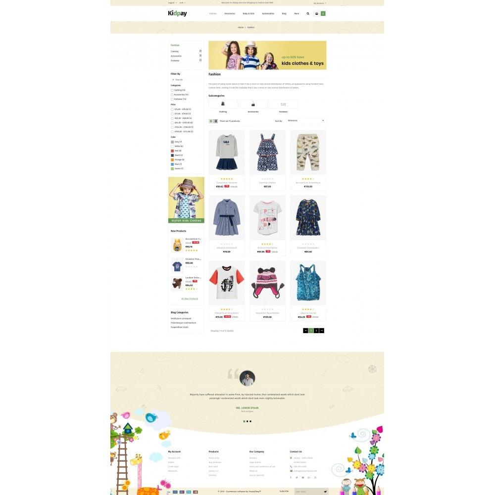 theme - Kids & Toys - Kidpay - Kids Store - 3