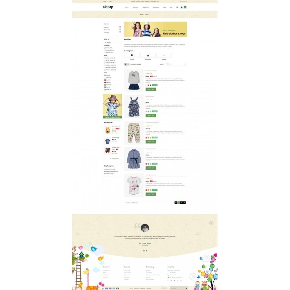 theme - Дети и Игрушки - Kidpay - Kids Store - 4