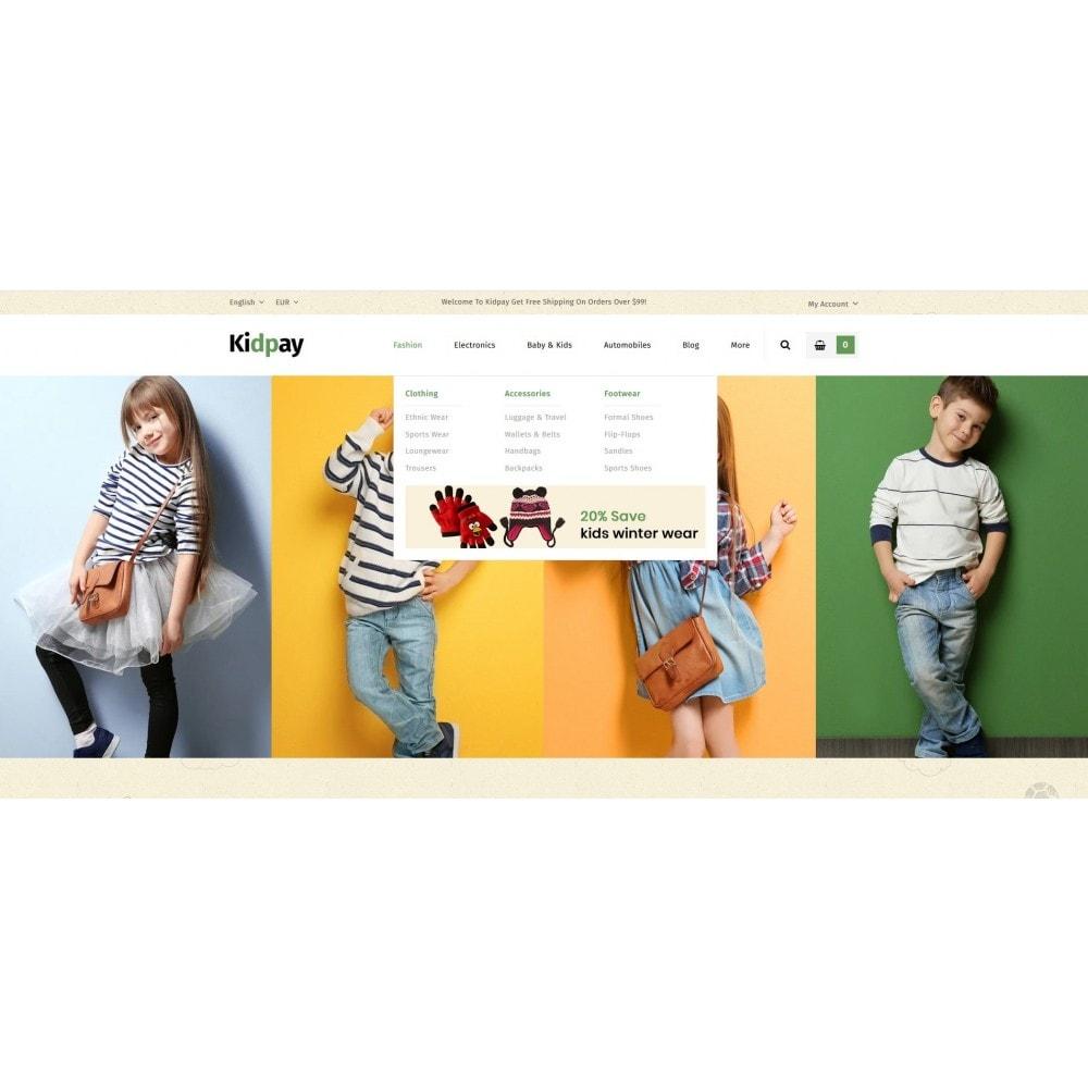 theme - Дети и Игрушки - Kidpay - Kids Store - 6