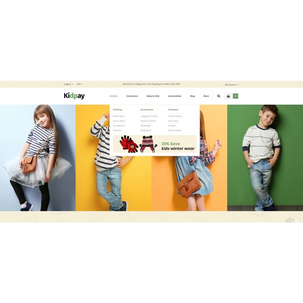theme - Kids & Toys - Kidpay - Kids Store - 6