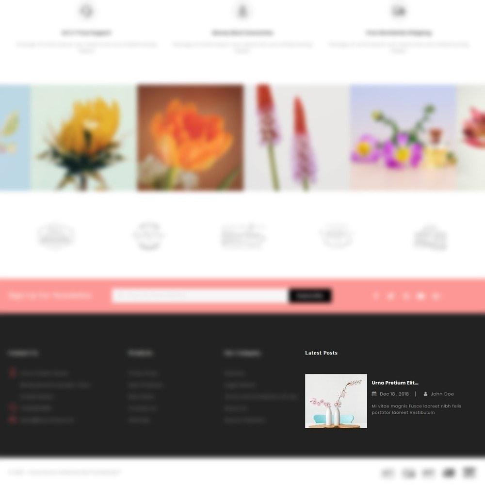 theme - Prezenty, Kwiaty & Uroczystości - Lotus Flower House - 5