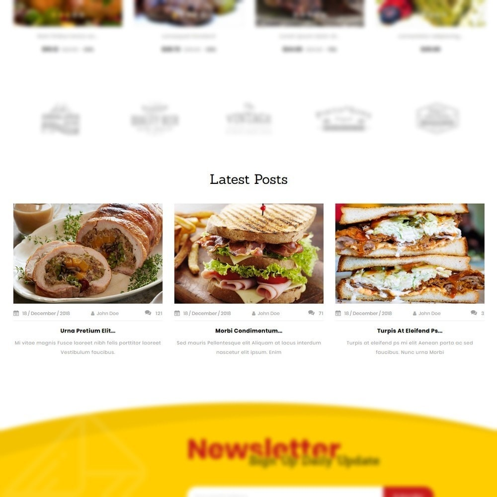 theme - Food & Restaurant - Turkizo Turkish Food Store - 5