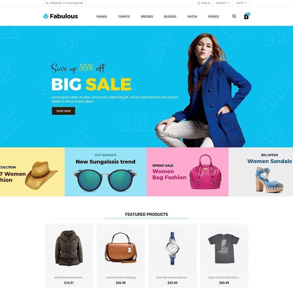 theme - Fashion & Shoes - Women Fashion -  Cloth Designer Store - 2