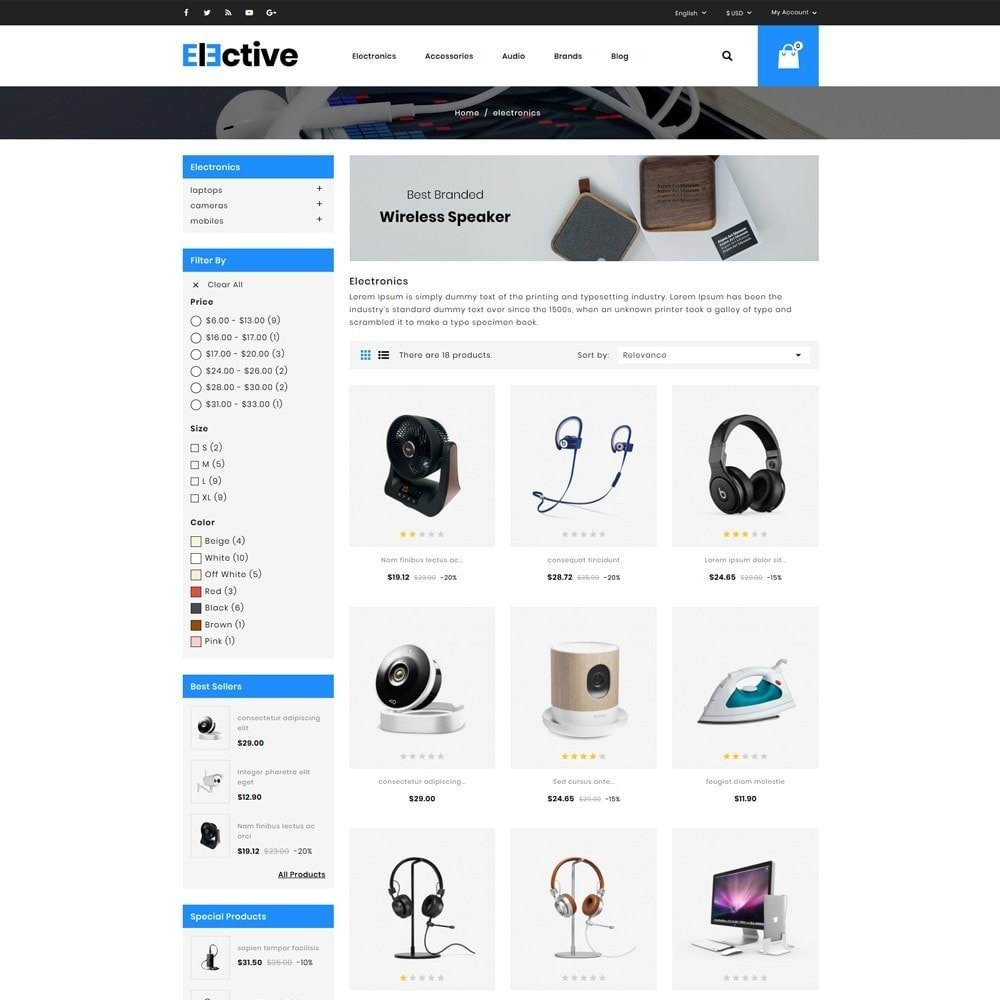 theme - Electronics & Computers - Elective Digital Store - 3