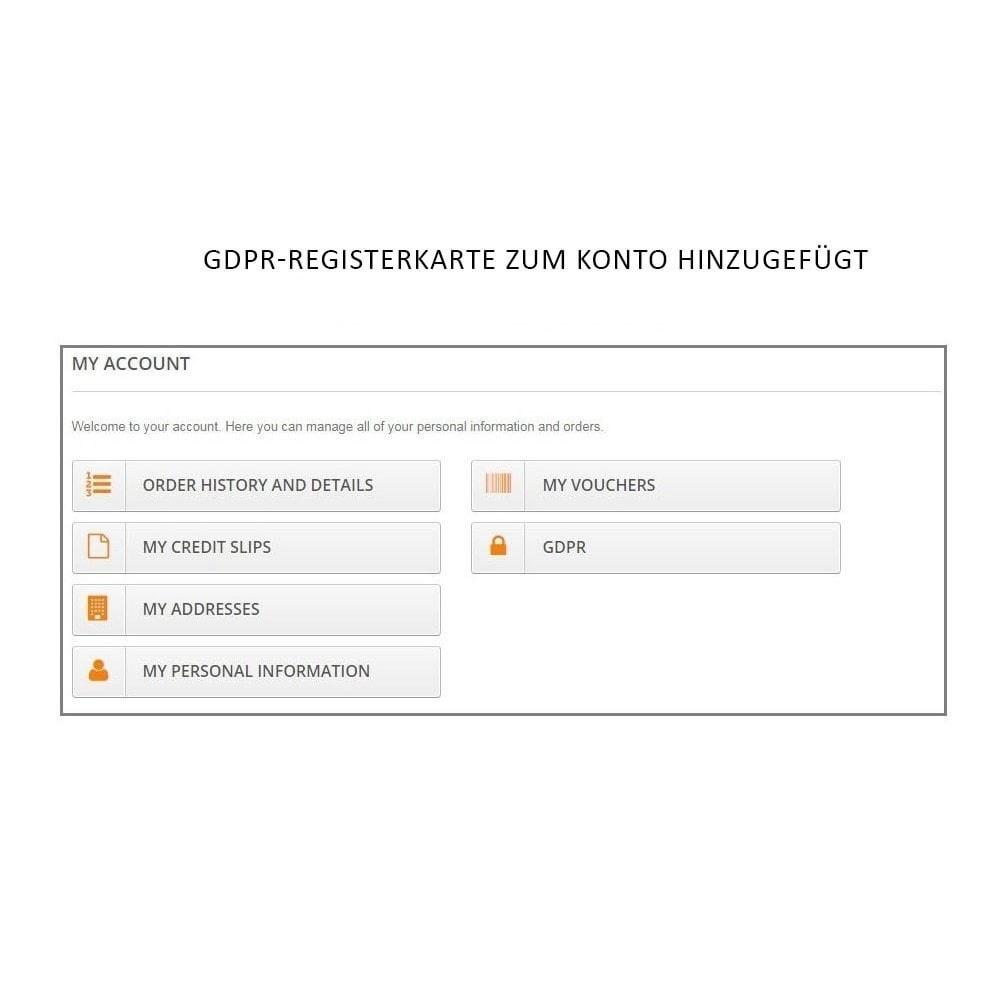 module - Rechtssicherheit - Knowband - GDPR - Rights of Individuals - 3