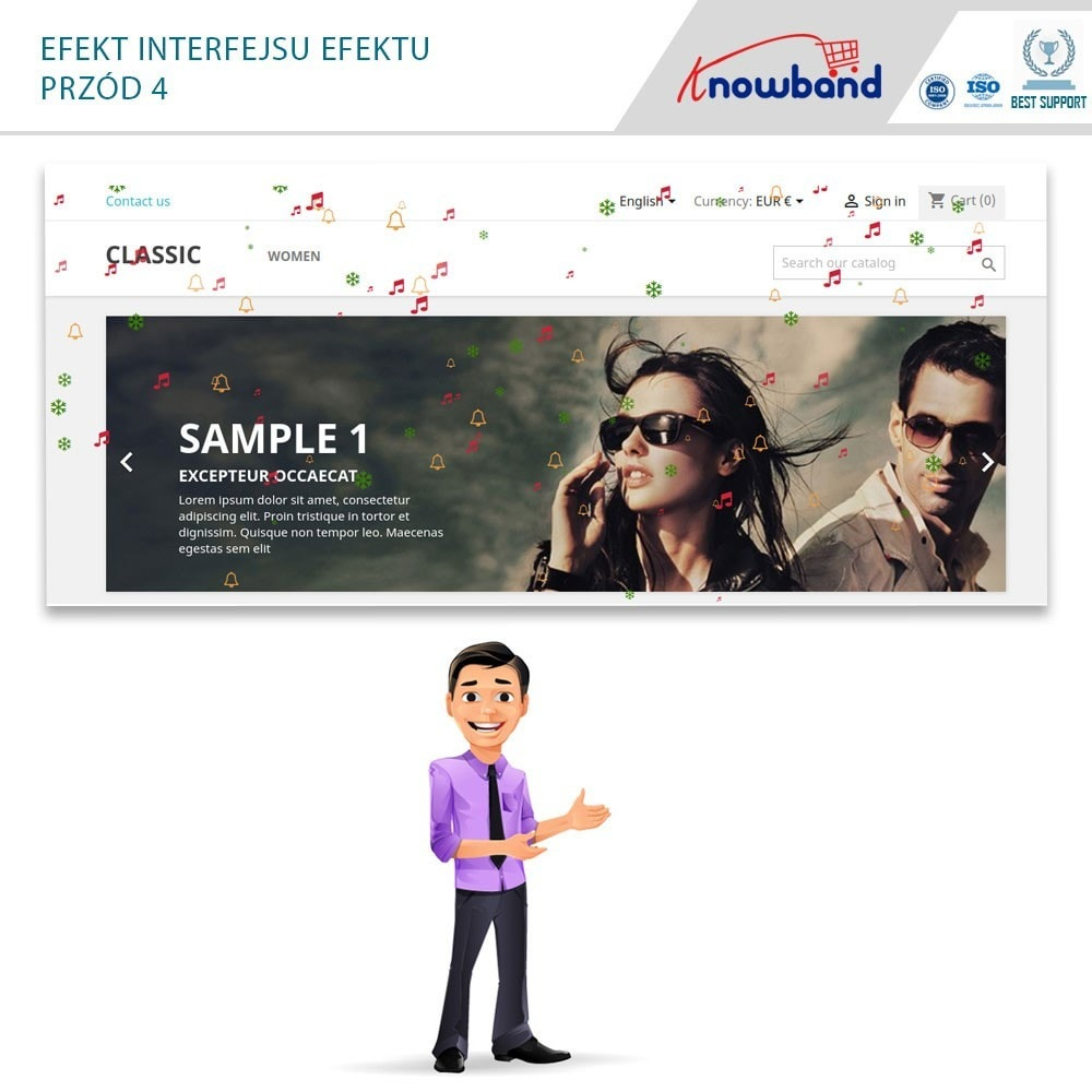 module - Personalizacja strony - Knowband - Website Decoration Effects - 3