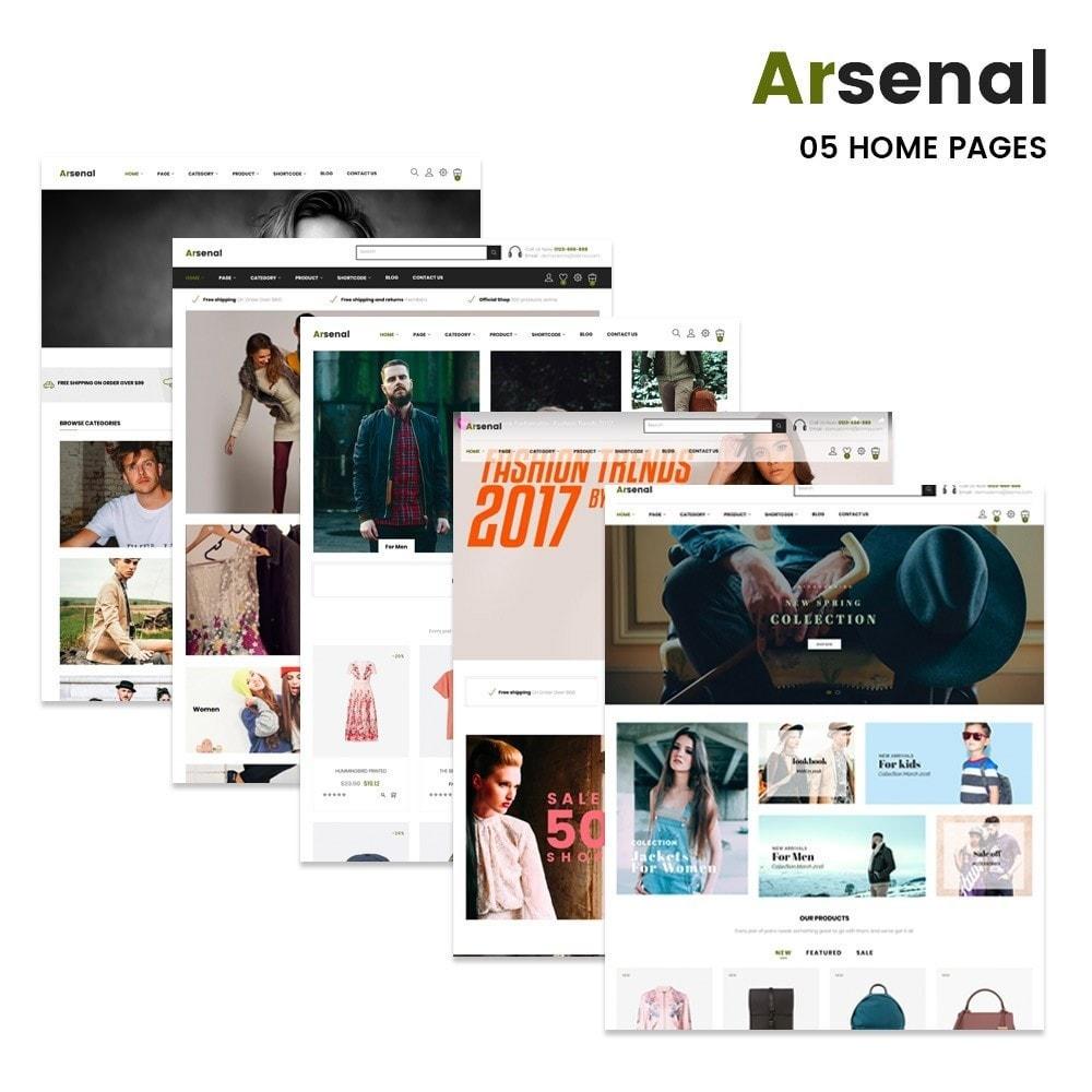 theme - Fashion & Shoes - Arsenal Fashion Trending 2019 - 2
