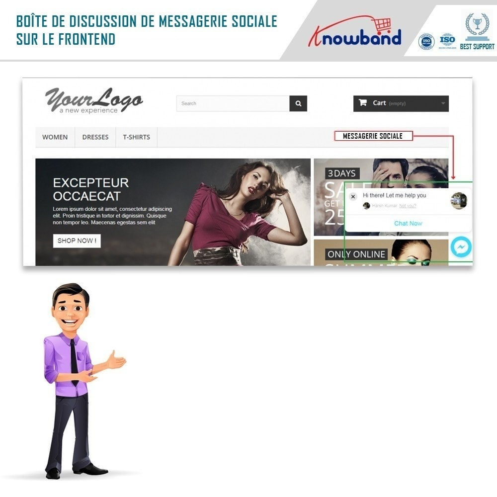 bundle - Service Client - Helpdesk Support Pack - Quality services to customers - 2