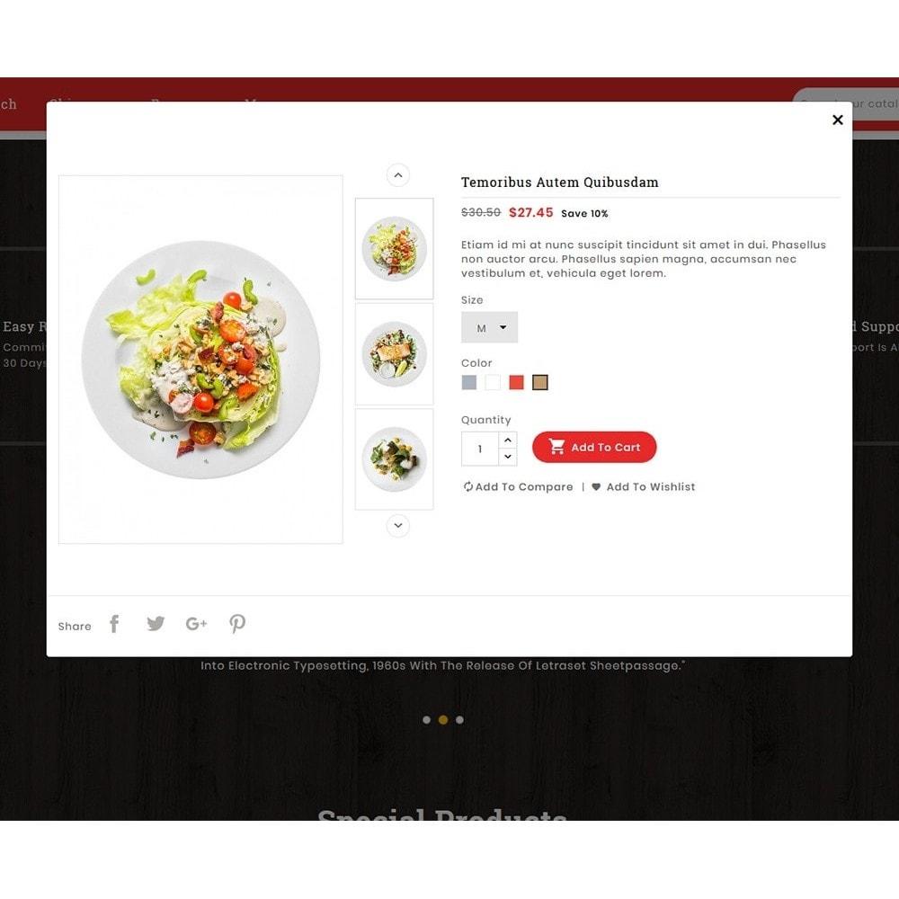 theme - Продовольствие и рестораны - Snappy - Fast Food - 8