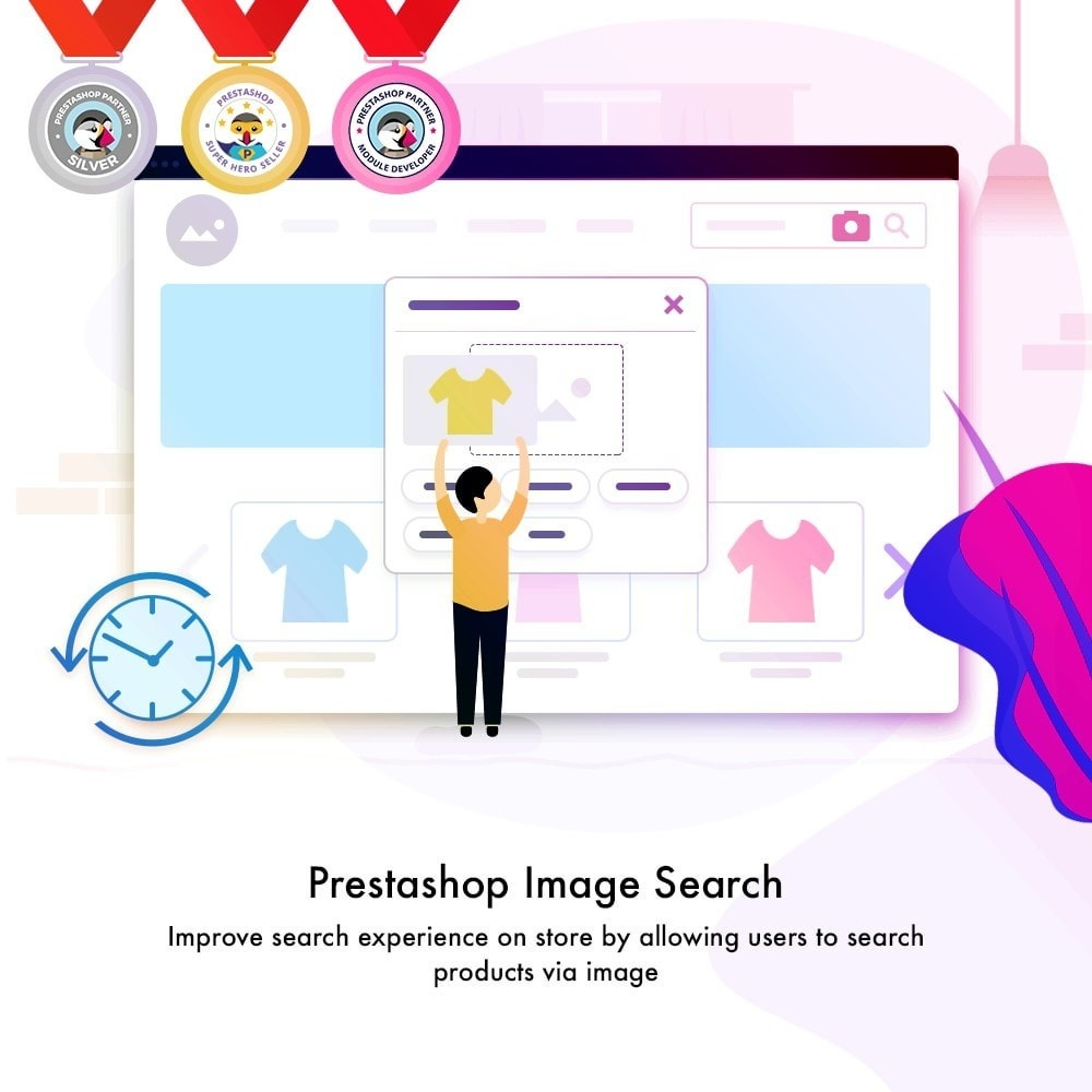 module - Search & Filters - Image Search - 1