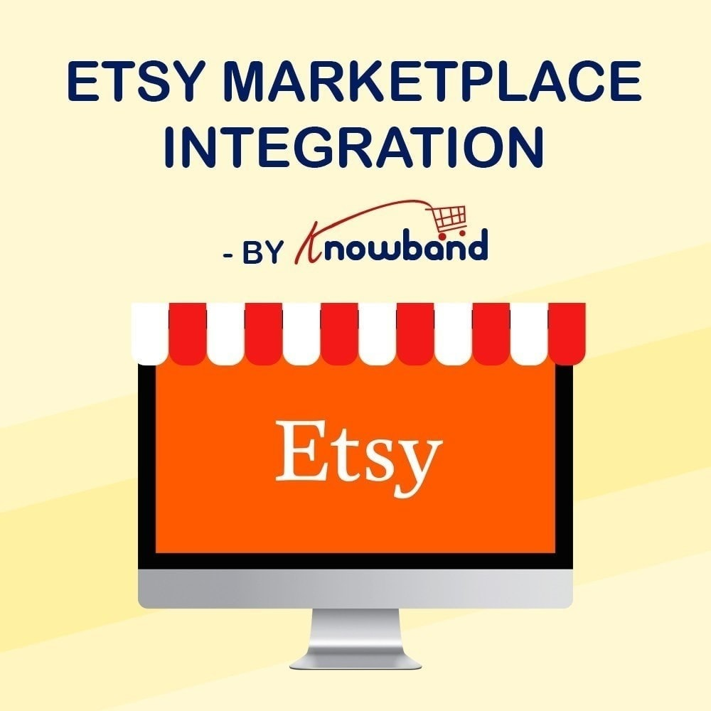 module - Торговая площадка - Etsy Marketplace Integration - 1