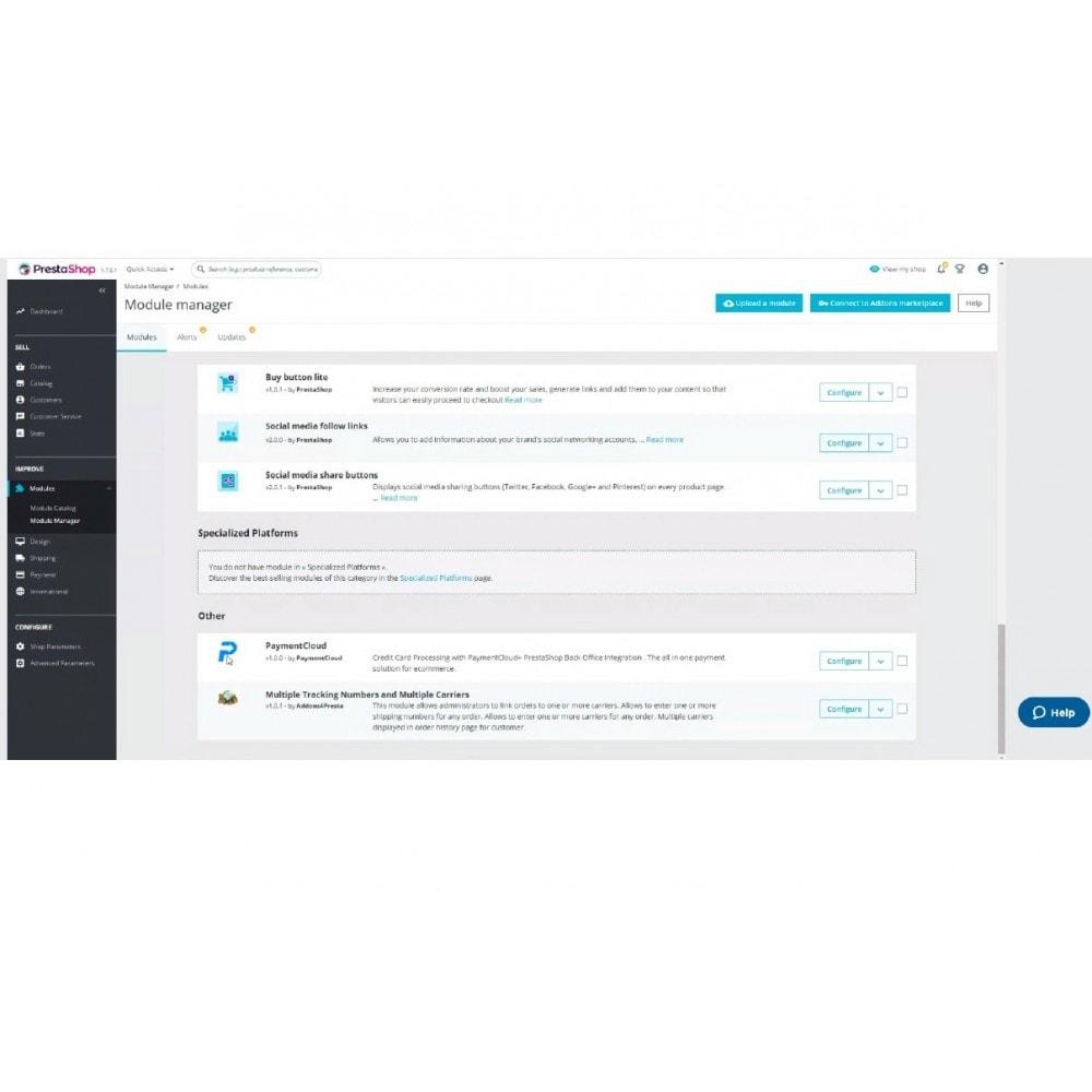 module - Payment - PaymentCloud - 3
