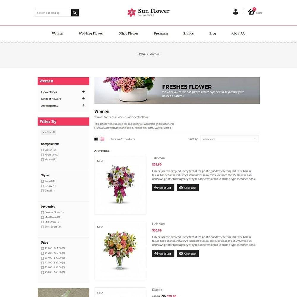 theme - Regali, Fiori & Feste - Flower Gift - Love Choclate Store - 4