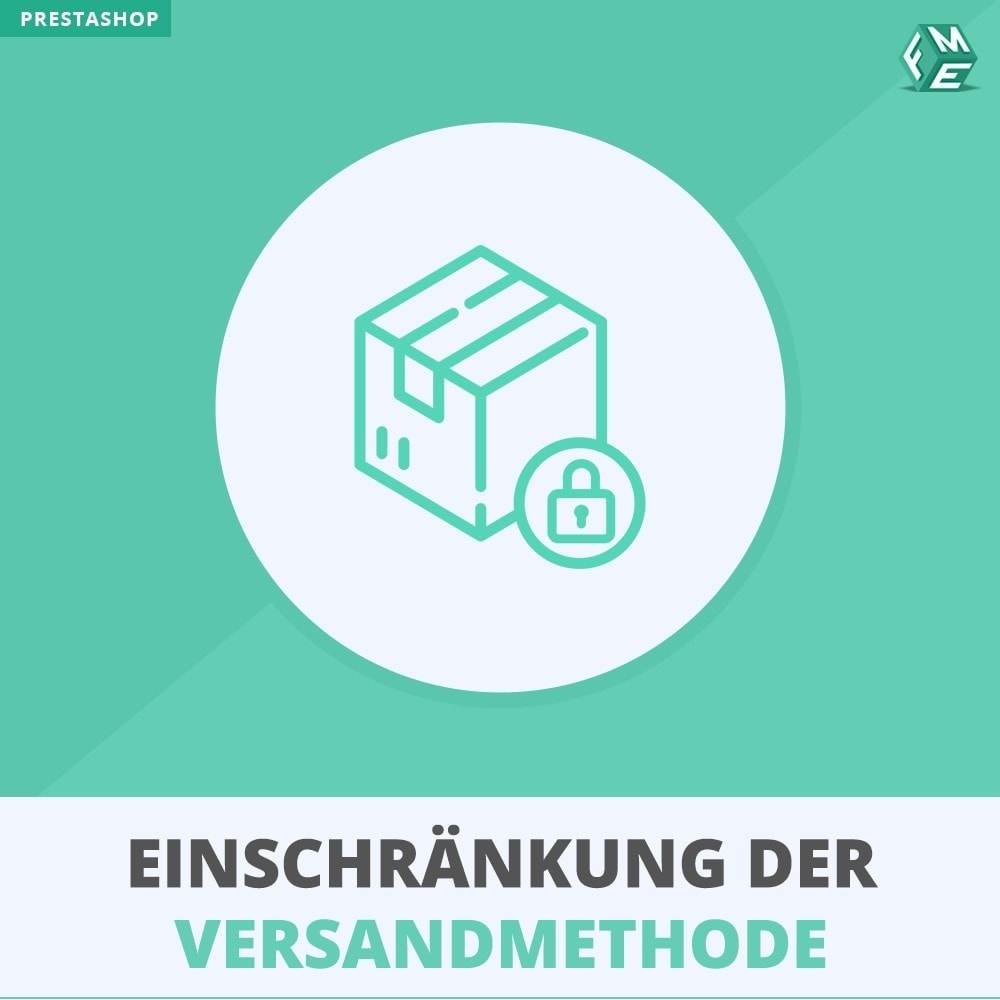 module - Versand & Logistik - Restrict Shipping Methods - 1