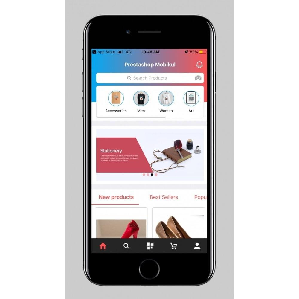 module - Mobile - iOS Mobile App Builder - 1