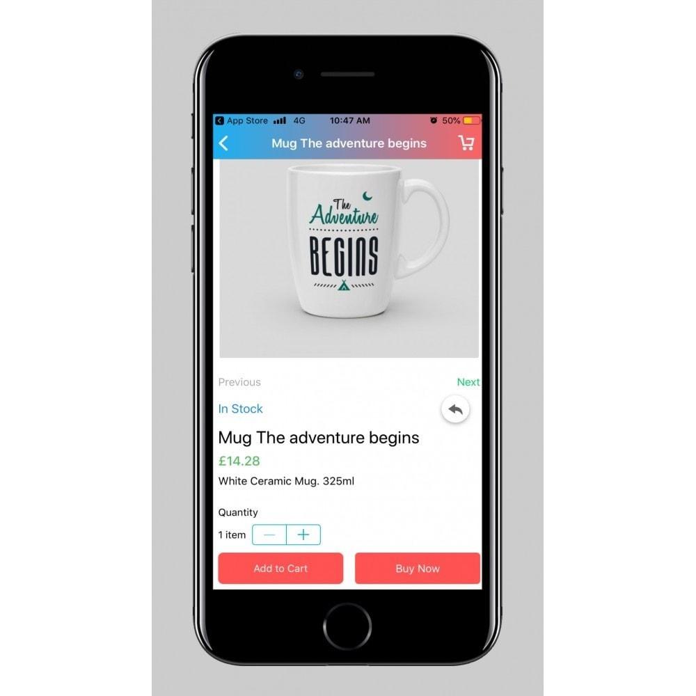 module - Mobile - iOS Mobile App Builder - 3