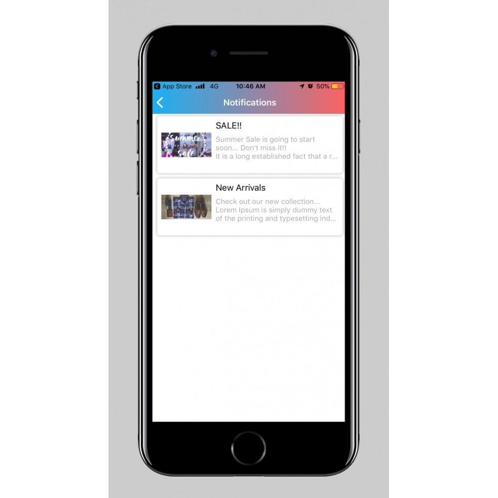 module - Mobile - iOS Mobile App Builder - 5