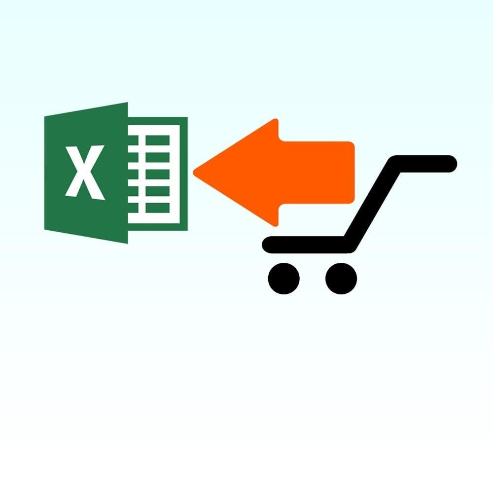 module - Импорт и Экспорт данных - Экспорт товаров в Microsoft Excel - 1