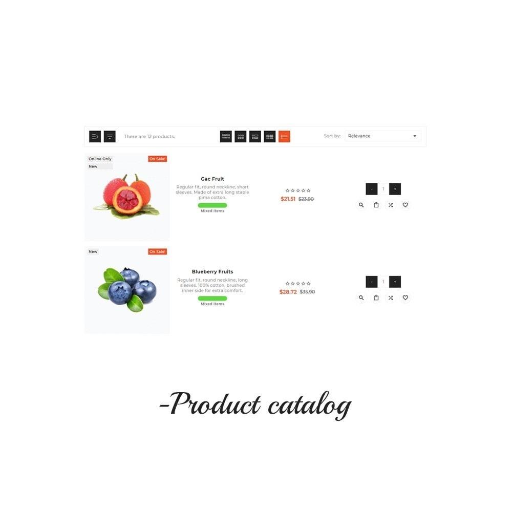 theme - Gesundheit & Schönheit - Orgánica - Organic Fresh Mall - 11