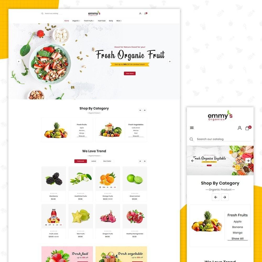 theme - Lebensmittel & Restaurants - Emmys Food Store - 1