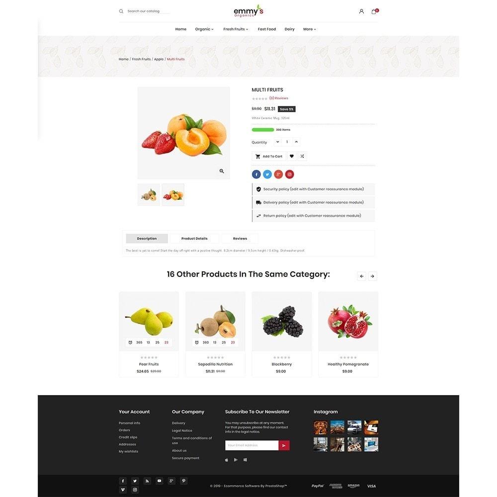 theme - Lebensmittel & Restaurants - Emmys Food Store - 4