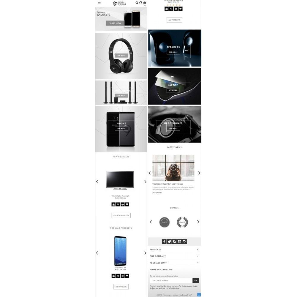 theme - Elektronika & High Tech - Digital Electro - 6