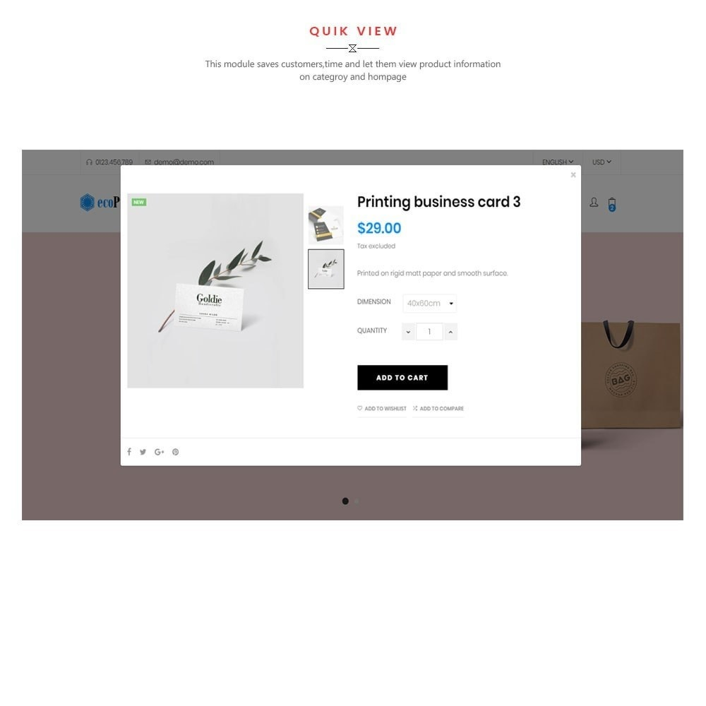 theme - Cadeaus, Bloemen & Gelegenheden - ecoPrint Shop - Responsive Printing Theme - 6
