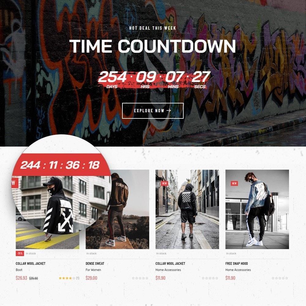 theme - Fashion & Shoes - Leo Xstreet - Street Style Fashion Store - 7
