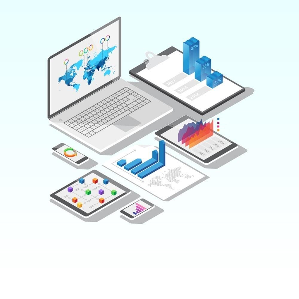 module - Статистика и анализ - Подробная статистика по товарам - 1