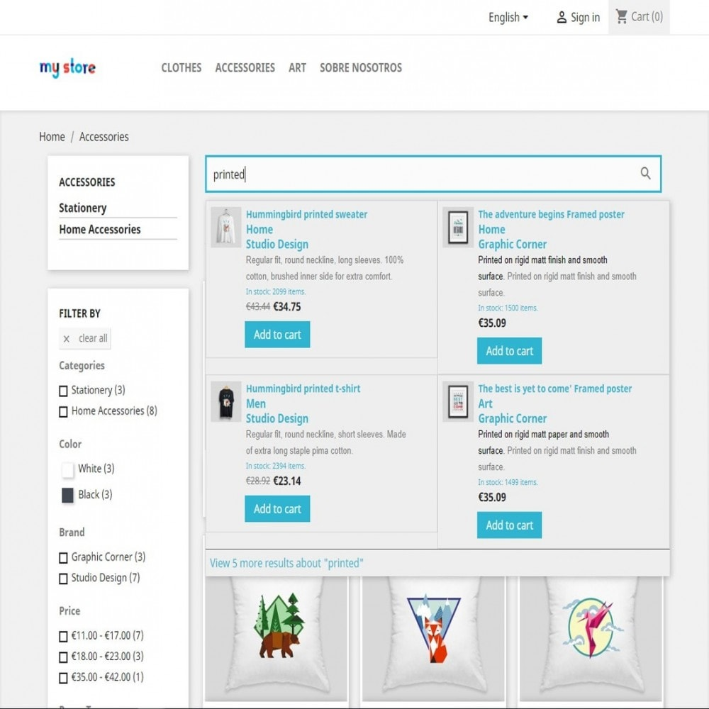 module - Búsquedas y Filtros - Bloque de búsqueda con sugerencias - 4