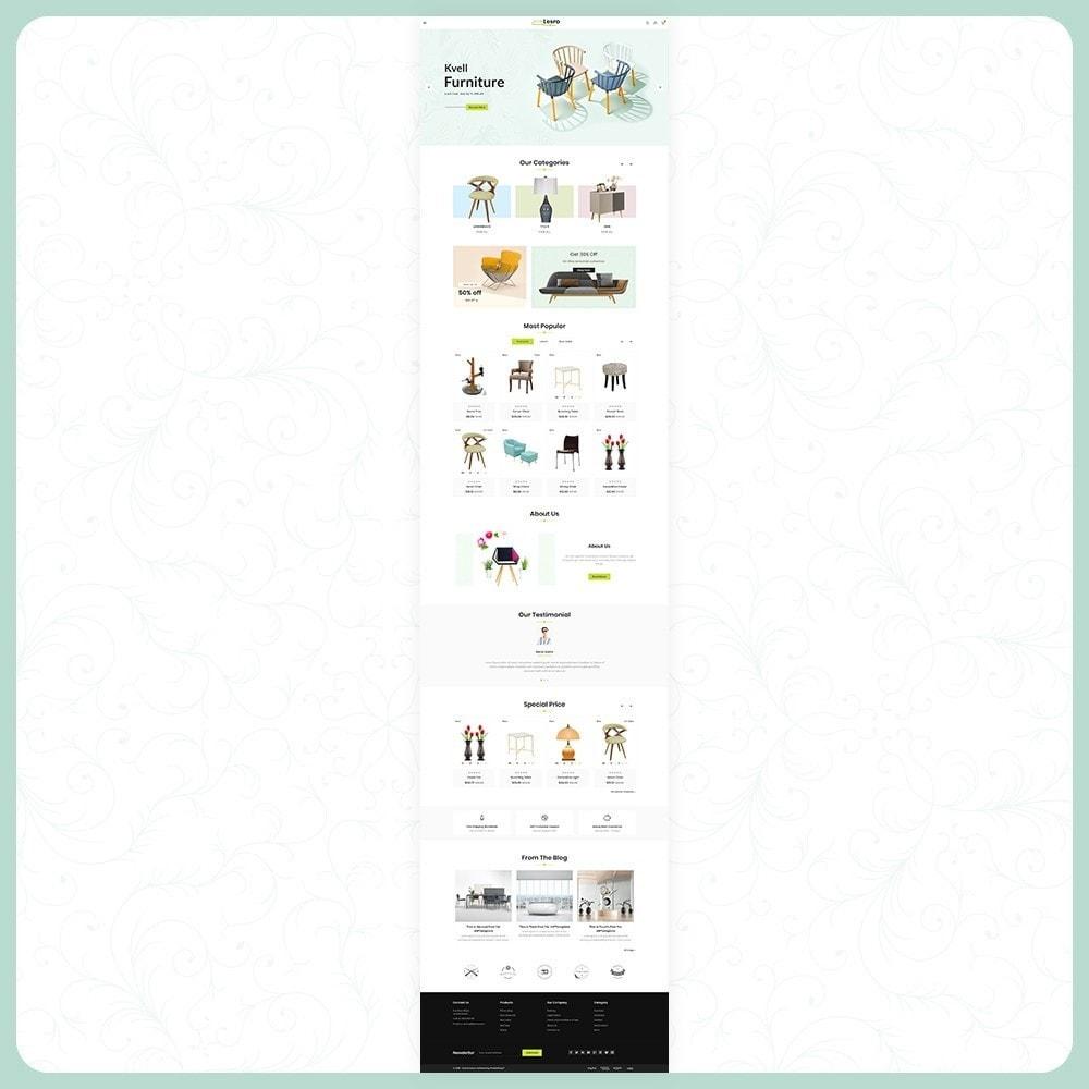 theme - Casa & Giardino - Wood Lesro - Mobilia Store - 2
