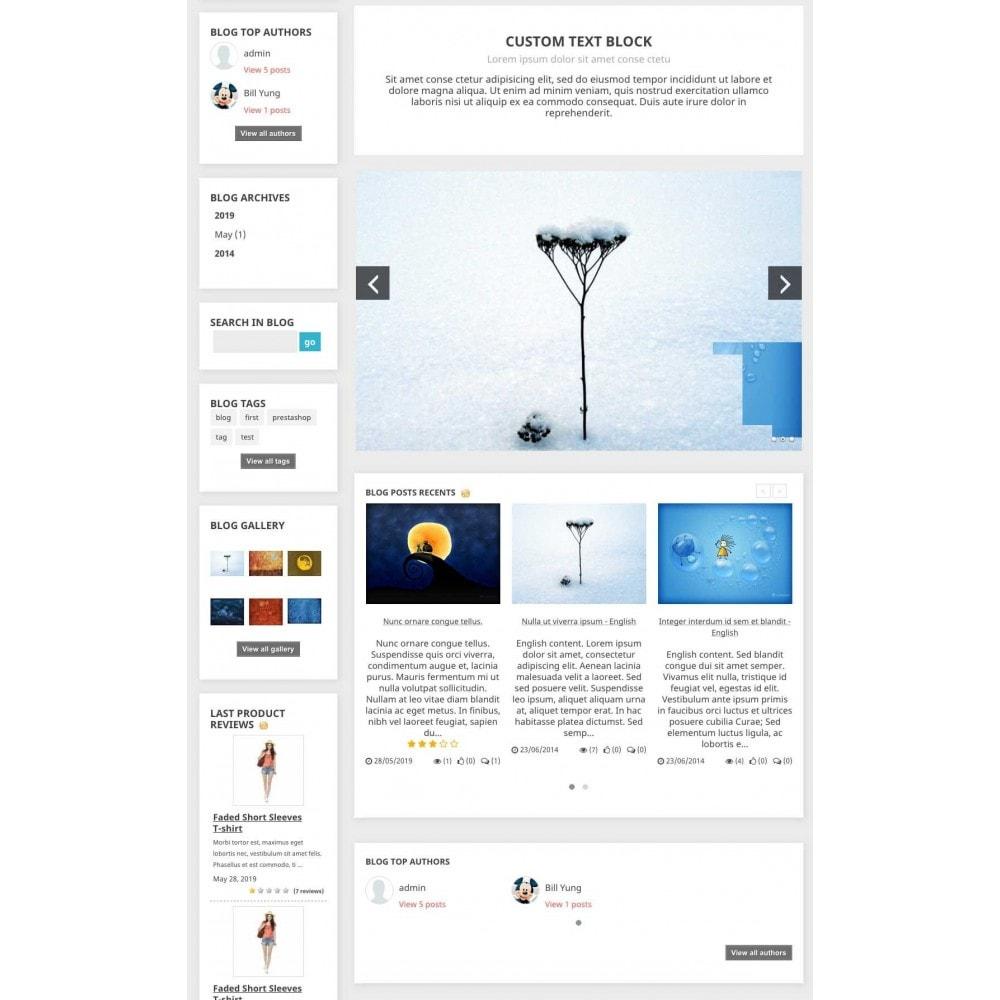 module - Gestion de contenu - Content management - 6