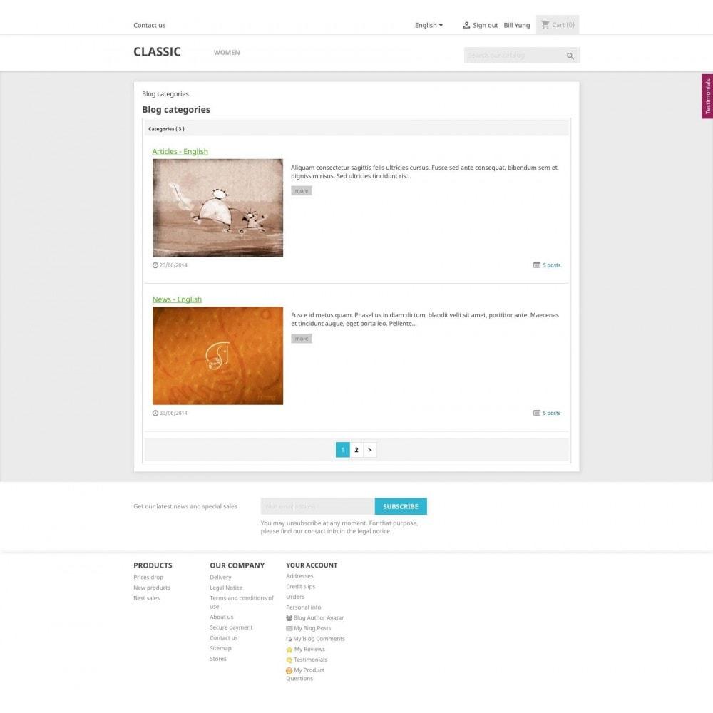 module - Gestion de contenu - Content management - 11