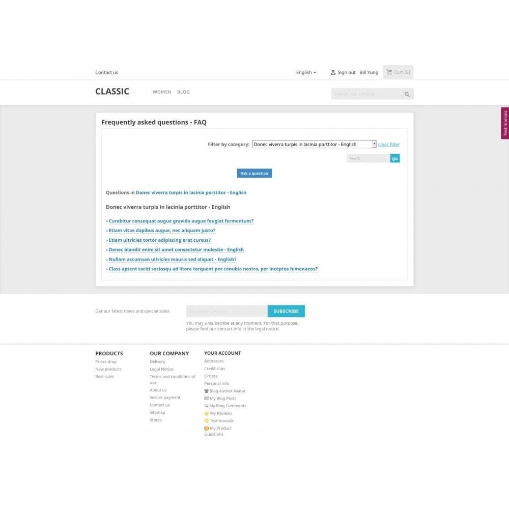 module - Gestion de contenu - Content management - 22